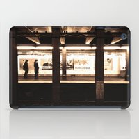 jewish iPad Cases featuring Rush Hour by Brown Eyed Lady
