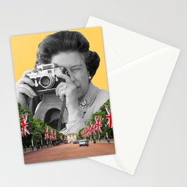 Her Majesty Queen Elizabeth II Stationery Cards