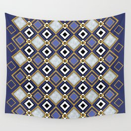 Purple Jade Wall Tapestry