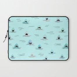 Sharkhead - Shark Pattern Laptop Sleeve
