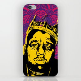 The Notorious BIG iPhone Skin