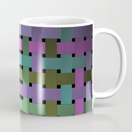 Braiding ribbons Coffee Mug