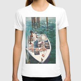 Conch Fisherman T-shirt