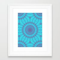 indie Framed Art Prints featuring Indie by Ziggy Starline