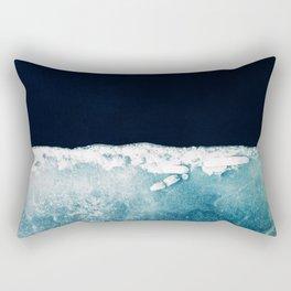 Thin Ice Rectangular Pillow