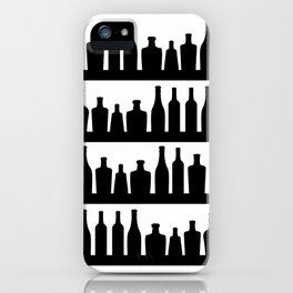 Classic Bootles iPhone Case