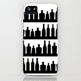 Classic Bottles iPhone Case