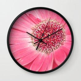 P!nk Wall Clock
