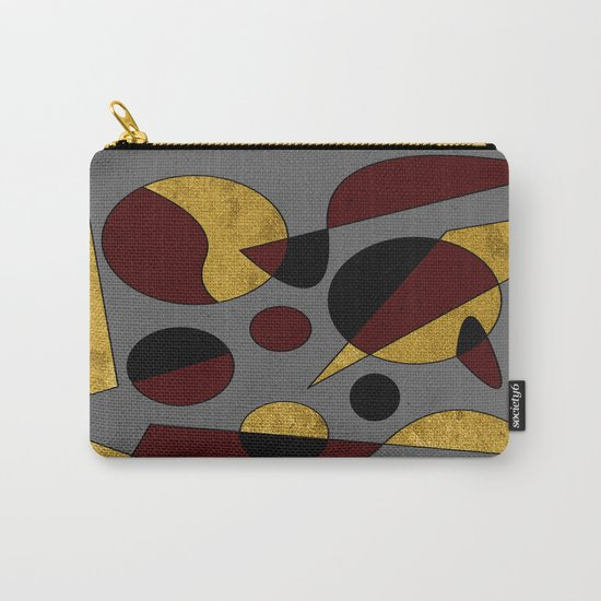 Abstract #132 Carry-All Pouch