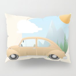 It's Time to Go Home Pillow Sham