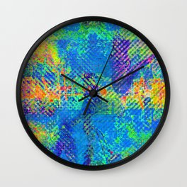 For when the segmentation resounds, abundantly. 10 Wall Clock