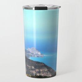 Cefalu´ vista da Pollina (Sicily) Travel Mug