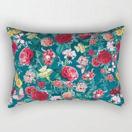 Floral BB Rectangular Pillow