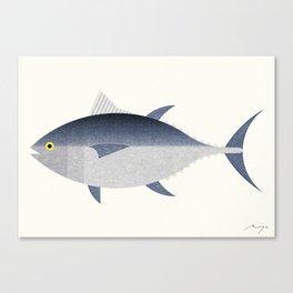 Tuna, 02 Canvas Print
