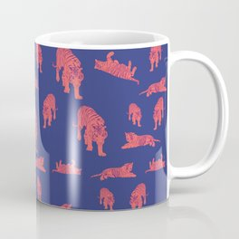 Tiger Patters Coffee Mug