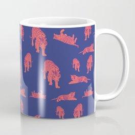 Tiger Patters Coffee Mug