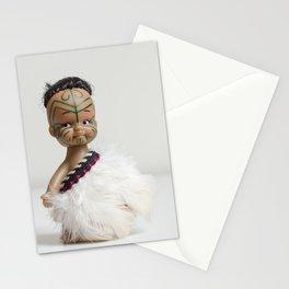 A Maori Manu Doll Stationery Cards