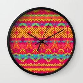 pampas Wall Clock