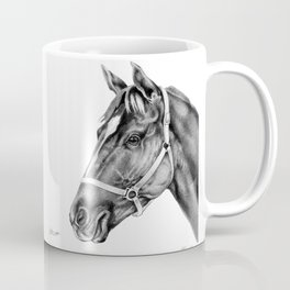 Affirmed (US) Thoroughbred Stallion Coffee Mug