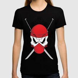 Ltd Edition: pirate skull art T-shirt