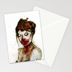 BRAAAINS BEFORE BEAUTY Stationery Cards