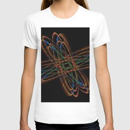 Circles in Space T-shirt