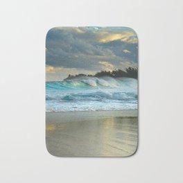BEACH AND WAVES Bath Mat