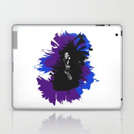 Saxophone Jive Laptop & iPad Skin