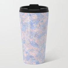 Rose Quartz and Serenity Blue 4644 Metal Travel Mug