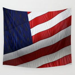 American Presence Wall Tapestry