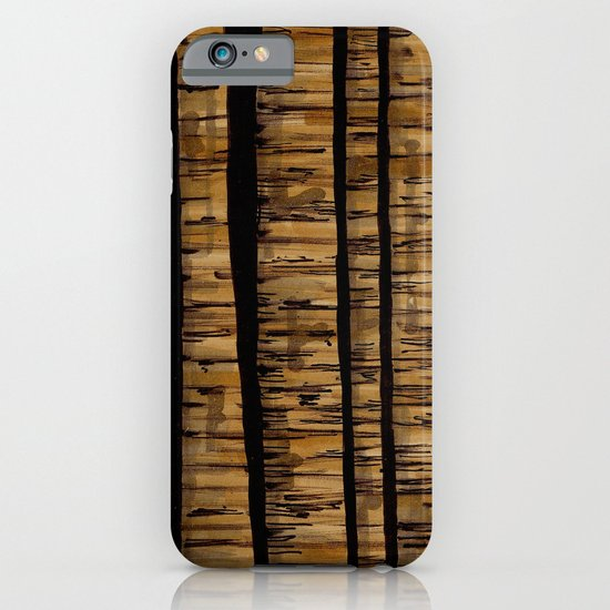 woody iPhone & iPod Case