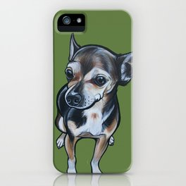Artie the Chihuahua iPhone Case