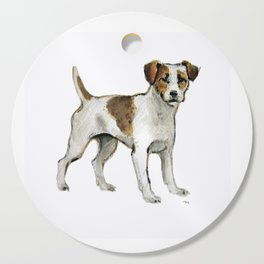 Jack Russell Terrier Cutting Board
