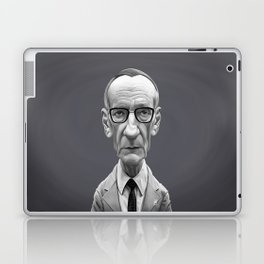 William Burroughs Laptop & iPad Skin