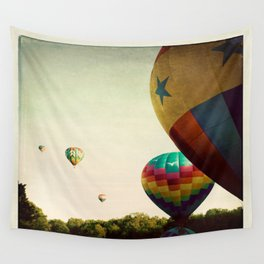Take me Higher Wall Tapestry