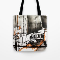 The Trawlers Tote Bag