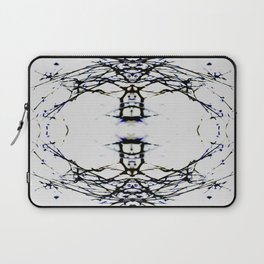 WHiteout Braches Laptop Sleeve