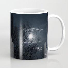 Forever Dark Coffee Mug