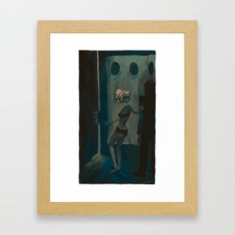 always tell everyone how great and wonderful they are Framed Art Print