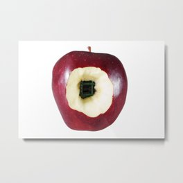 Apple Computer! Metal Print
