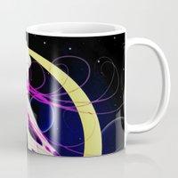sailormoon Mugs featuring Sailor Moon by MivMusse