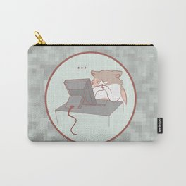 Hrm. Carry-All Pouch