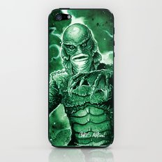 Creature from the Black Lagoon iPhone & iPod Skin