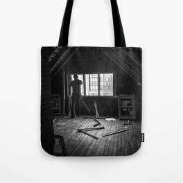Changing of the Windows on Eastwood Tote Bag