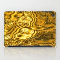 saturn iPad Cases featuring Saturn by Brian Raggatt