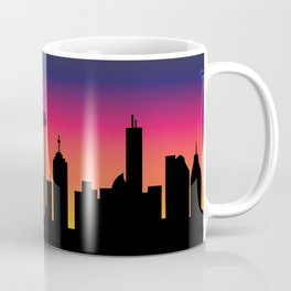 Toronto Sunset Coffee Mug