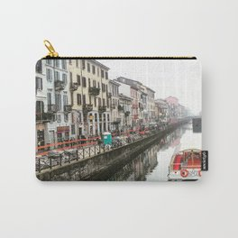 Milano Navigli - Italy Carry-All Pouch