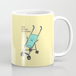 Angry stroller Coffee Mug