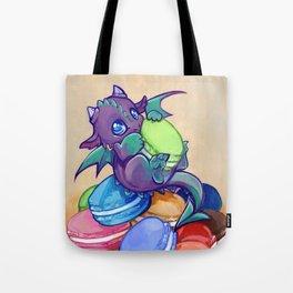 Macaron hoarder Tote Bag