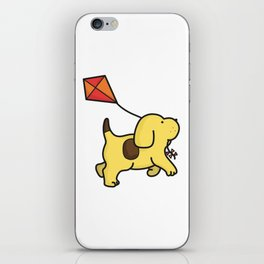 Spot the Dog iPhone Skin